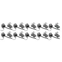 Plantronics EncorePro HW530 with M22 (10-Pack) Over-the-Ear Mono Corded Headset