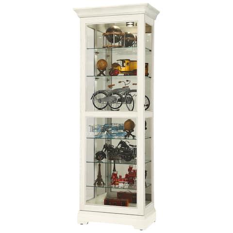 Howard Miller Martindale V 7-shelf Curio Cabinet