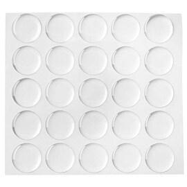 200 1 Inch Circle Epoxy Stickers Bottle Cap Pendants