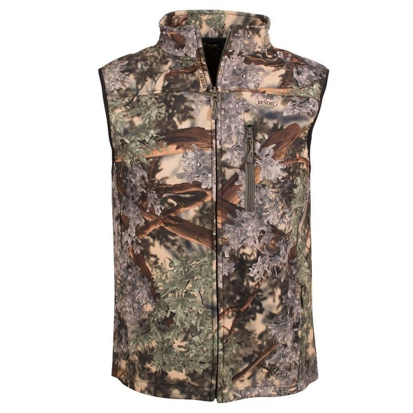 96318a9256704 Shop King's Camo Hunter Series Vest Desert Shadow - Free Shipping Today -  Overstock - 24126820