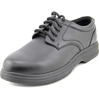 DS Work Service Round Toe Synthetic Work Shoe