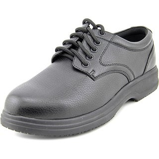 DS Work Service W Round Toe Synthetic Work Shoe