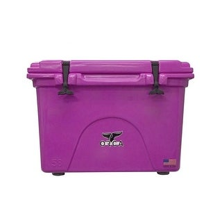 ORCA 58 Quart Pink Cooler with Handles