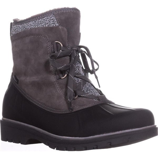 BareTraps Silita Snow Boot, Gunmetal - 10 us