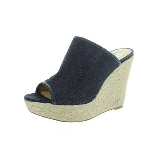 af202e0df323 Buy Blue MICHAEL Michael Kors Women s Flats Online at Overstock.com ...