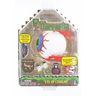 Terraria Deluxe Eye of Cthulhu Action Figure Pack - Multi