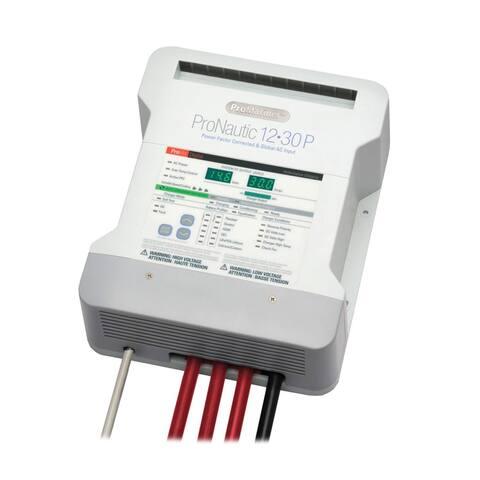 ProMariner ProNautic 1230P 30 Amp 3 Bank Battery Charger