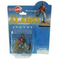1:24 Scale Historical Figures The Alamo Figure E Mexican Grendier - multi