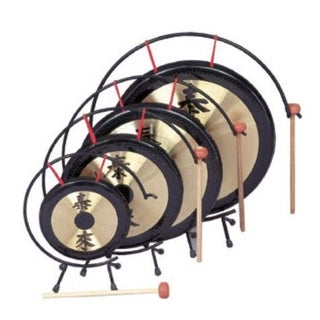 Rhythm Band Instruments RB1073 14 in. Gong with Mallet