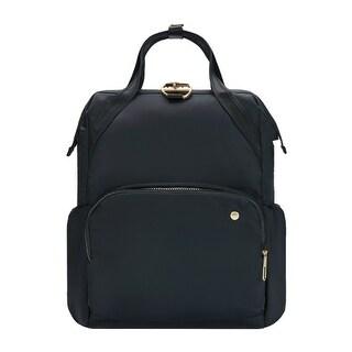 Pacsafe Citysafe CX - Black Anti-Theft Backpack w/ Padded 13 Laptop Sleeve