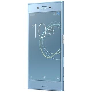 "Sony Xperia XZs 5.2"" - Dual SIM - Unlocked Smartphone -64GB -US Warranty (Blue) - Blue"