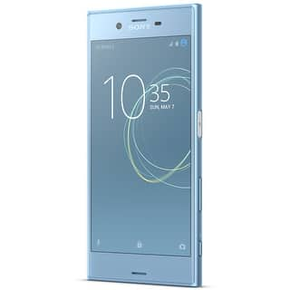 """Sony Xperia XZs 5.2"""" - Dual SIM - Unlocked Smartphone -64GB -US Warranty (Blue) - Blue