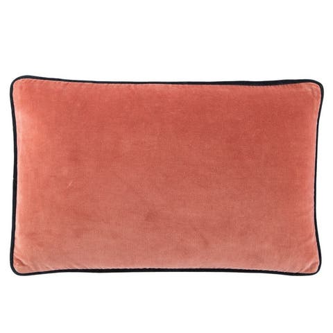 Carson Carrington Odelas Solid Lumbar Pillow