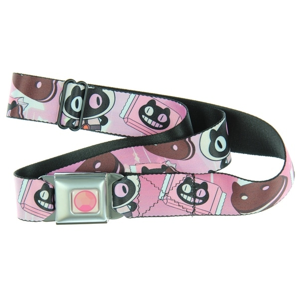 Steven Universe Cookie Cat Seatbelt Belt-Holds Pants Up