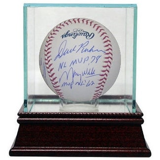 7f159c1c Shop MVP signed 5sig Official MLB Baseball w Jose Canseco Bobby Shantz Dale  Murphy Dave Parker Maury Wi - Free Shipping Today - Overstock - 19866510