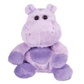 Hippopotamus Hippo Bean Filled Plush Stuffed Animal