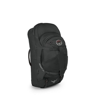 Osprey Farpoint 55 Travel and Trekking Backpack, Volcanic Grey S/M Torso - volcanic grey