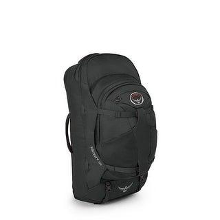 Osprey Farpoint 55 Travel and Trekking Backpack, Volcanic Grey S/M Torso - volcanic grey