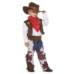 Boys Cowboy Halloween Costume