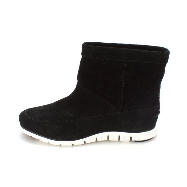 Cole Haan Womens Annettesam Closed Toe Ankle Rainboots - 6