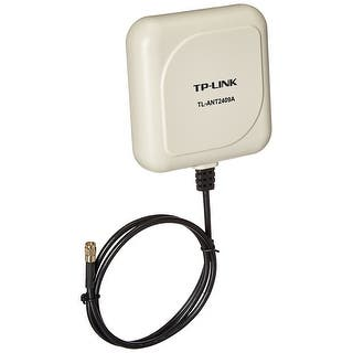 Tp-Link 2.4Ghz 9Dbi Directional Antenna,802.11N/B/G, Rp-Sma Male Connector, 1M/3Ft Cable (Tl-Ant2409a)|https://ak1.ostkcdn.com/images/products/is/images/direct/451d525c2905bd13663df70221e18d5c7f3641ae/Tp-Link-2.4Ghz-9Dbi-Directional-Antenna%2C802.11N-B-G%2C-Rp-Sma-Male-Connector%2C-1M-3Ft-Cable-%28Tl-Ant2409a%29.jpg?impolicy=medium
