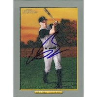 Signed Barmes Clint Colorado Rockies 2005 Topps Baseball Card autographed