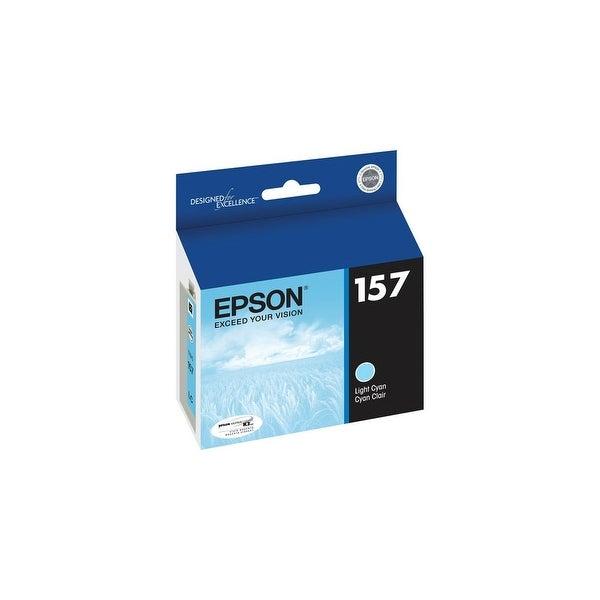 Epson 157 Ink Cartridge - Cyan Ink Cartridge