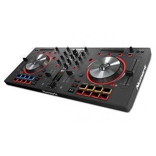 All-in-one Controller Solution for Virtual DJ USB