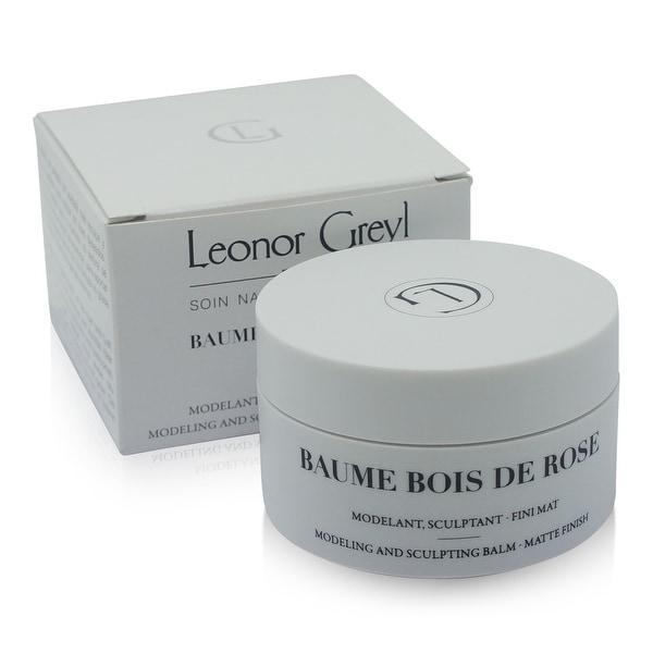 Leonor Greyl Paris Baume Bois de Rose Modelling and Sculpting Balm Matte Finish 1.7 Oz