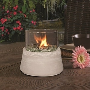 Shop Bond Manufacturing 989888 Bancroft Decofire Tabletop Firebowl