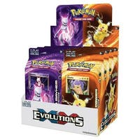 The Pokemon International  Pokemon XY12 Evolutions Theme Deck Box