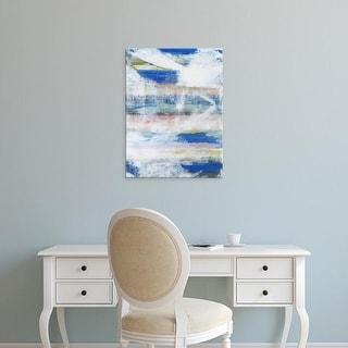 Easy Art Prints Jodi Fuchs's 'White Wash II' Premium Canvas Art