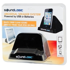 Soundlogic Universal Speaker System for iPod or iPad