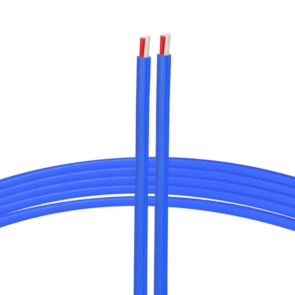 Shop K Type Thermocouple Wire 2x0 5mm Stranded Wire Blue