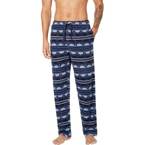 Perry Ellis Mens Printed Pajama Lounge Pants