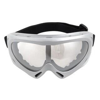 Men Motorcycle Goggle Ski Snowmobile Eyewear Snow Sports Protective Glasses