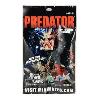Predator Minimates Series 1 Single Random Blind Bag