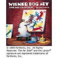 Wiener Dog Art - Gary Larson