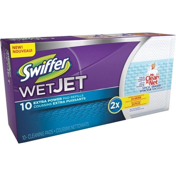 Swiffer 10Ct Wetjet Pad Refills