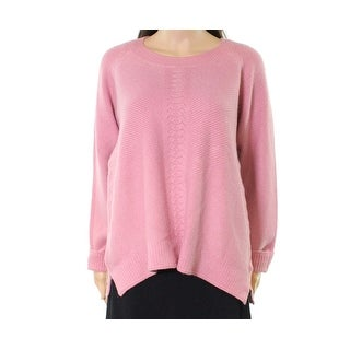 Devotion by Cyrus Blush Women's Pullover Sweater