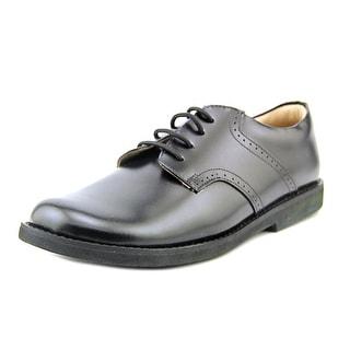 Elephantito Scholar Golfe Round Toe Leather Oxford