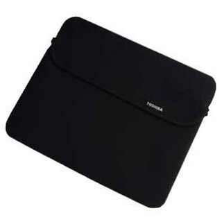 """NEW - NEW Toshiba PA1489U-1NBK Carrying Case (Sleeve) for 10.1"""" Laptops"""