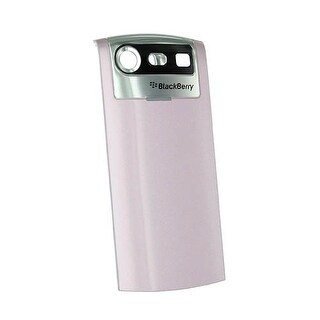 OEM Blackberry 8110 8120 8130 Battery Door - Pink