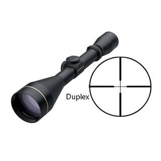 Leupold Vx-2 4-12X40mm Rifle Scope, Matte Black, Duplex Reticle 114396