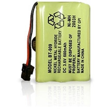 Single pack Replacement Battery 3.6V 700 mAH