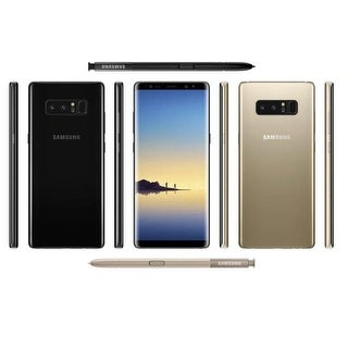 Samsung Galaxy Note 8 64GB Unlocked GSM LTE Android Phone w/ Dual 12 Megapixel Camera