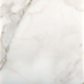 "Emser Tile M01CALA1818  Marble - 18"" x 18"" Square Floor and Wall Tile - Polished Marble Visual - Calacata Oro"