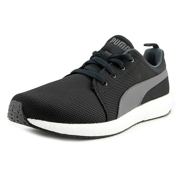 Puma NRGY Runner Men Puma Black-Asphalt Sneakers Shoes