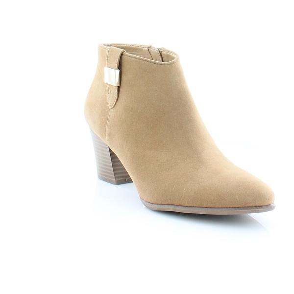 Alfani Leoh Women's Boots Cognac