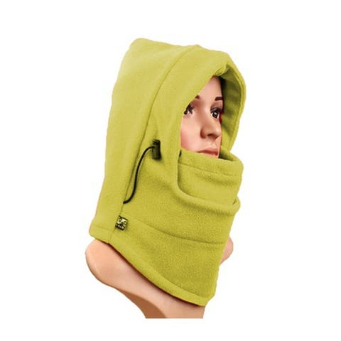 New Face Mask Thermal Balaclava Neck Cover Face Mask Cap Hat Scarf